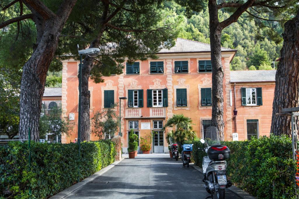 Casa di riposo Torriglia - facciata