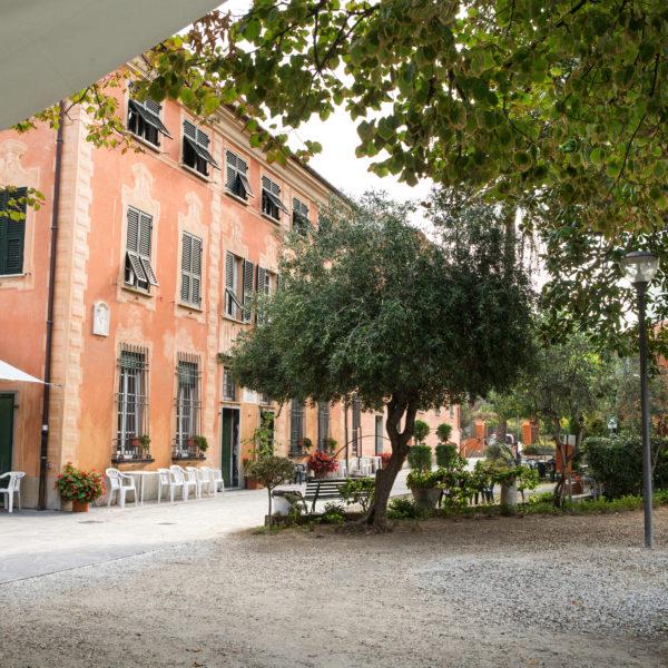 Casa di riposo Torriglia - esterni