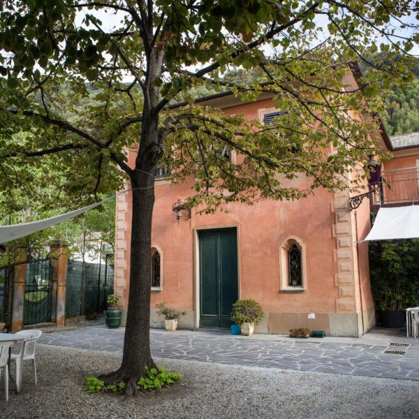 Casa di riposo Torriglia - esterno