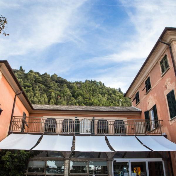 casa di riposo Torriglia - veduta esterna