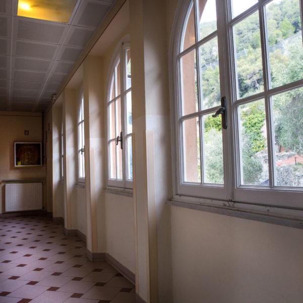Casa di riposo Torriglia - corridoio