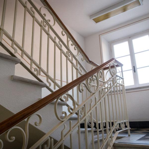 Casa di riposo Torriglia - scale