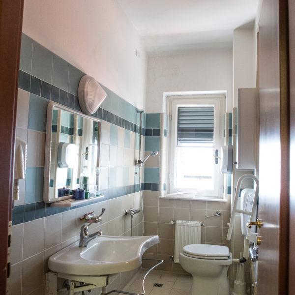 Casa di riposo Torriglia - bagno