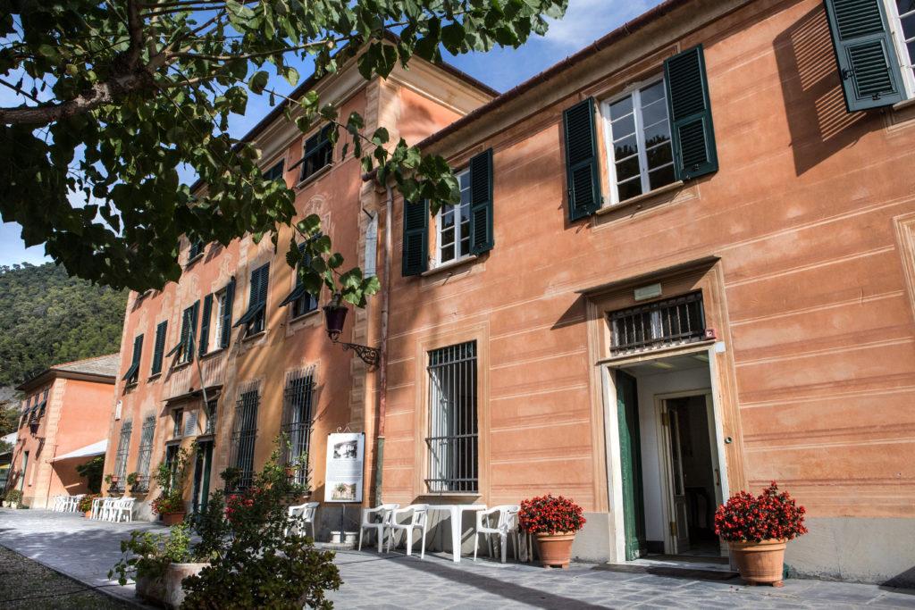 Casa di riposo Torriglia - entrata