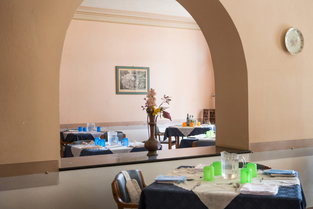 Casa di riposo Torriglia - ristorazione