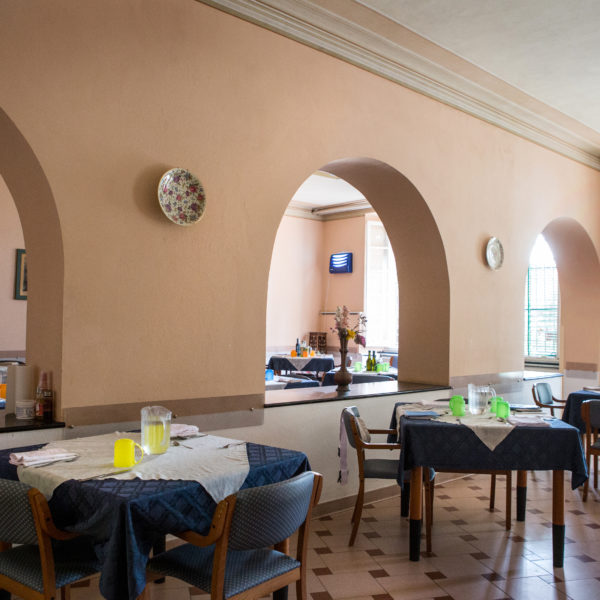 Casa di riposo Torriglia - Sala pranzo